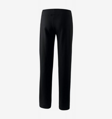 Erima Basic sweat pant joggingbroek achterkant dames zwart