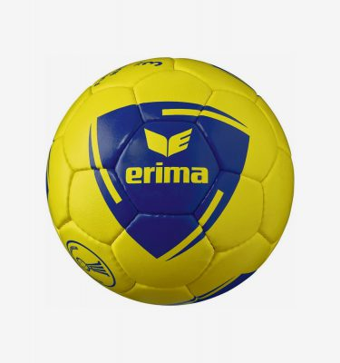 Erima Future Grip Match handbal geel blauw