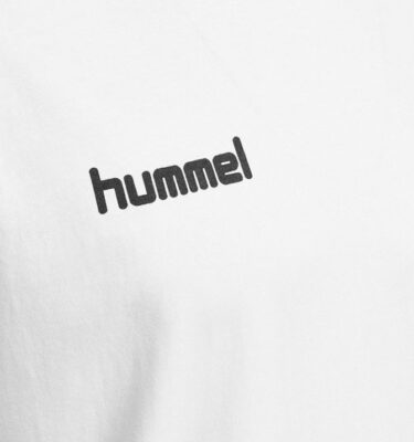 Afbeelding Hummel go cotton t-shirt wit